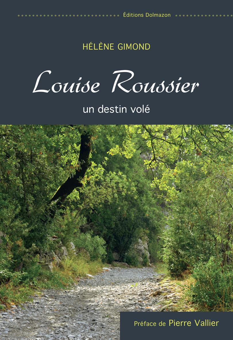 Couv LouiseRoussier bd